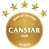 Heartland Bank 2020 Canstar Savings Bank Award