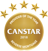 CANSTAR Provider of the Year, reverse mortgage, 2018