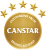 Heartland Bank 2018 - 2020 Canstar Savings Account Outstanding value Award